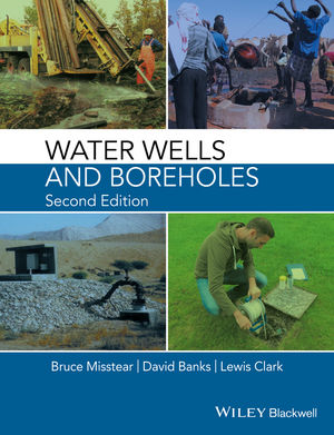 Water Wells and Boreholes, 2nd Edition