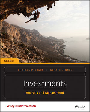 <span class='search-highlight'>Investments</span>: Analysis and Management, 13th Edition