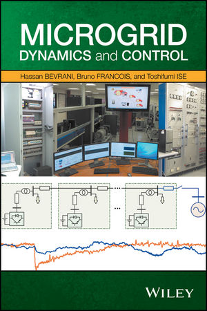 Microgrid Dynamics and Control (1119263700) cover image