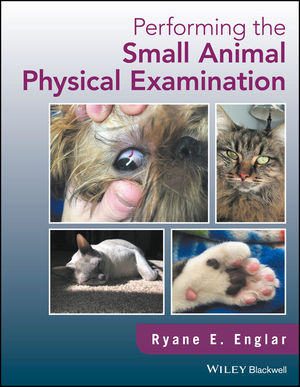 Performing the Small Animal Physical Examination (1119295300) cover image