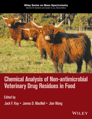 Chemical Analysis of Non-antimicrobial Veterinary Drug Residues in Food (1119325900) cover image