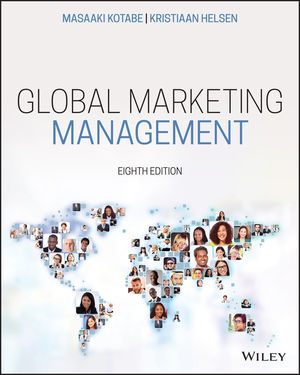 Global Marketing Management, 8th Edition