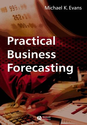 Practical Business Forecasting (1405137800) cover image