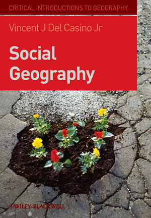 Social Geography: A Critical Introduction (1405155000) cover image