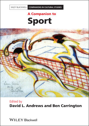 A Companion to Sport (1405191600) cover image