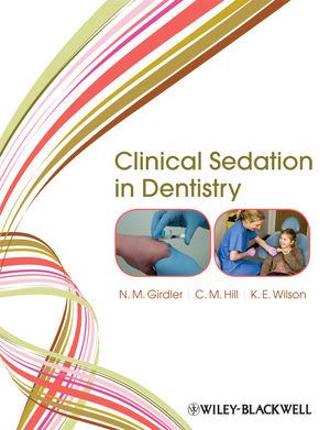 Clinical Sedation in Dentistry (1444312200) cover image