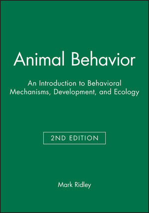 Animal Behavior: An Introduction to Behavioral Mechanisms, Development, and Ecology, 2nd Edition
