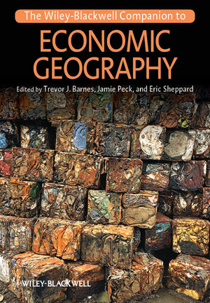 The Wiley-Blackwell Companion to Economic Geography (1444336800) cover image