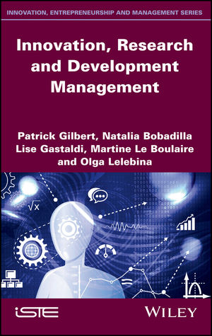 Innovation, Research and Development Management