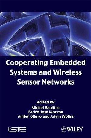 Cooperating Embedded Systems and Wireless Sensor Networks (1848210000) cover image