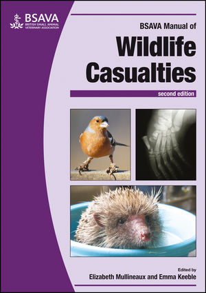 BSAVA Manual of Wildlife Casualties, 2nd Edition (1905319800) cover image