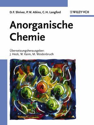 Anorganische Chemie, 2nd Edition