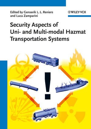 Security Aspects of Uni- and Multimodal Hazmat Transportation Systems (3527329900) cover image