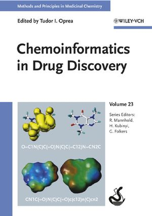 Chemoinformatics in Drug Discovery, Volume 23 (3527604200) cover image