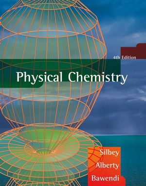 Physical Chemistry, 4th Edition (EHEP000800) cover image