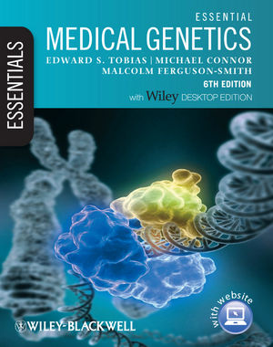 Essential Medical Genetics, Includes Desktop Edition, 6th Edition (EHEP002300) cover image