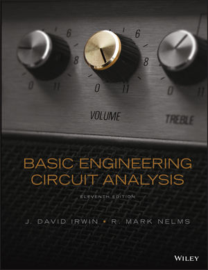 Basic Engineering Circuit Analysis, 11th Edition (EHEP003200) cover image