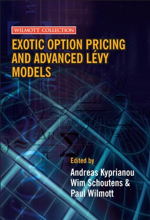 Exotic Option Pricing and Advanced Lévy Models (0470017201) cover image