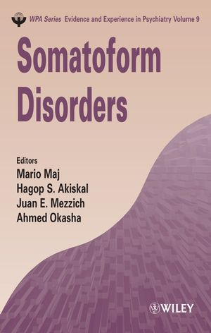 Somatoform Disorders, Volume 9 (0470027401) cover image