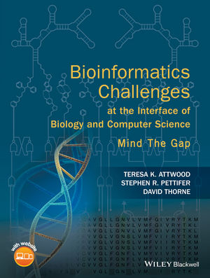 Bioinformatics Challenges at the Interface of Biology and Computer Science: Mind the Gap