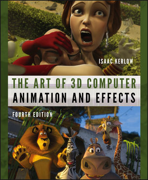 The Art of 3D Computer Animation and Effects, 4th Edition (0470084901) cover image