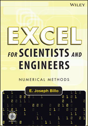 Excel for Scientists and Engineers: Numerical Methods (0470126701) cover image
