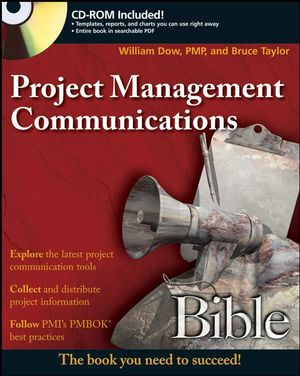 Project Management Communications Bible (0470137401) cover image