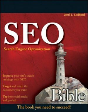 SEO: Search Engine Optimization Bible (0470175001) cover image