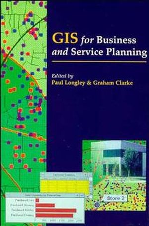 GIS for Business and Service Planning (0470235101) cover image