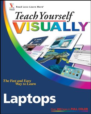 Teach Yourself VISUALLY Laptops (0470345101) cover image