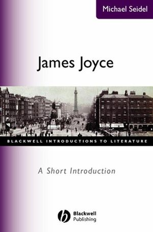 James Joyce: A Short Introduction (0470692901) cover image