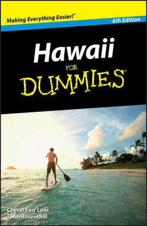 Hawaii For Dummies, 6th Edition