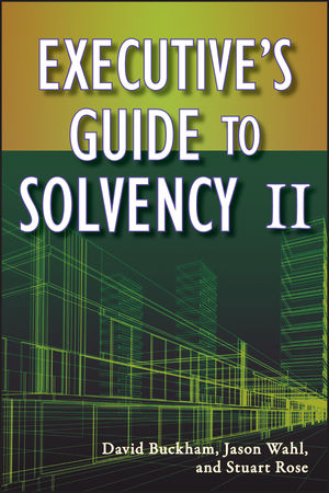 Executive's Guide to Solvency II (0470925701) cover image
