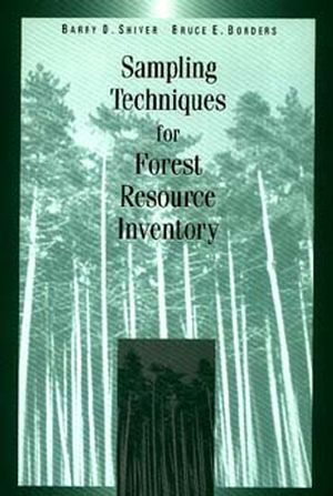 Sampling Techniques for Forest Resource Inventory (0471109401) cover image