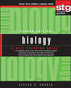 Biology: A Self-Teaching Guide, 2nd Edition