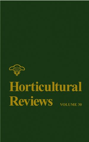 Horticultural Reviews, Volume 30