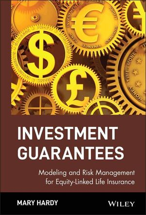 Investment Guarantees: Modeling and Risk Management for Equity-Linked Life Insurance (0471392901) cover image