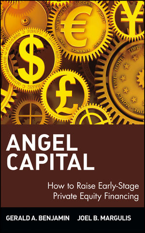 Angel Capital: How to Raise Early-Stage Private Equity Financing (0471717401) cover image