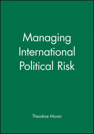 Managing International Political Risk (0631208801) cover image
