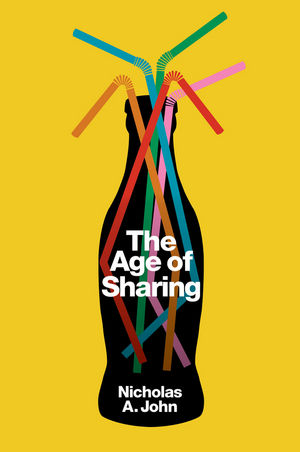 The Age of Sharing (0745662501) cover image