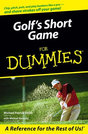 Golf's Short Game For Dummies