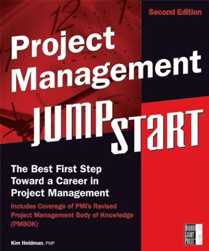Project Management JumpStart, 2nd Edition