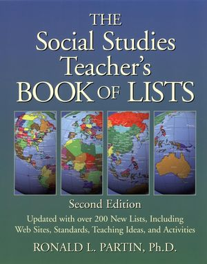 The Social Studies Teacher's Book of Lists, 2nd Edition