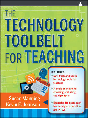 The Technology Toolbelt for Teaching (1118005201) cover image