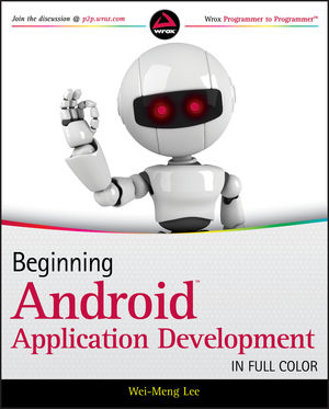 Beginning Android Application Development (1118087801) cover image