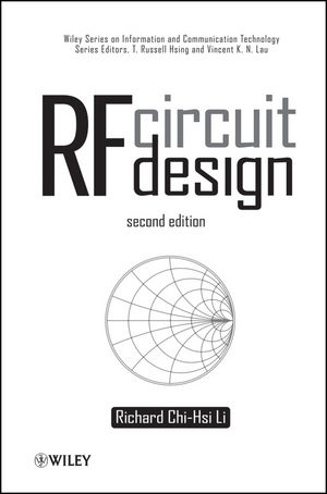 RF Circuit Design, 2nd Edition (1118309901) cover image