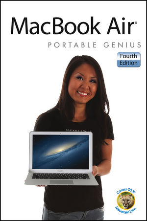 MacBook Air Portable Genius, 4th Edition (1118370201) cover image