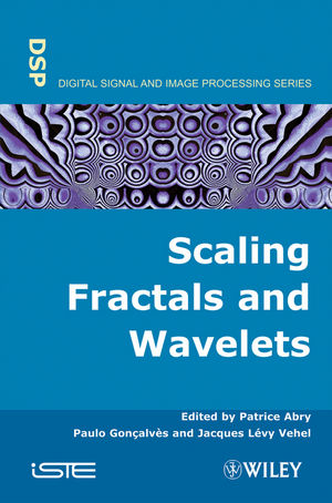 Scaling, Fractals and Wavelets (1118622901) cover image