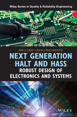 Next Generation HALT and HASS: Robust Design of Electronics and Systems (1118700201) cover image