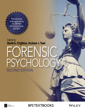 Forensic Psychology, 2nd Edition (1118760301) cover image